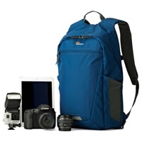 Рюкзак Lowepro Photo Hatchback BP 250 AW II (синий/серый)