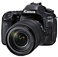 Canon EOS 80D Kit 18-135mm IS STM