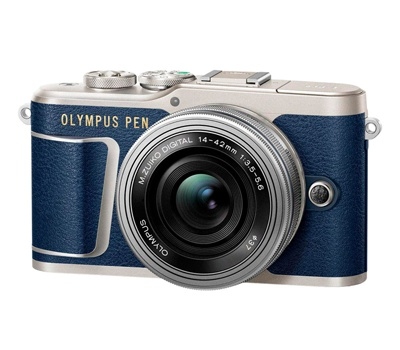 Olympus PEN E-PL9 Kit 14-42mm EZ синий
