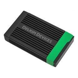 Картридер Delkin Devices USB 3.1 CFexpress Memory Card Reader [DDREADER-54]