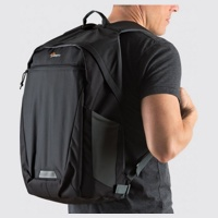 Рюкзак для фотоаппарата Lowepro Photo Hatchback BP 150 AW II черный