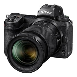 Nikon Z7II Body + 24-70 f4 Kit