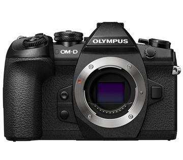 Olympus OM-D E-M1 Mark II Body Black (+ Объектив 45mm 1:1.8)