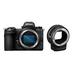 Nikon Z7II Body + FTZ Adapter Kit
